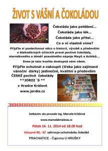 Život s vášní Prachatice- 14.11.